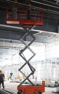 剪刀式升降机